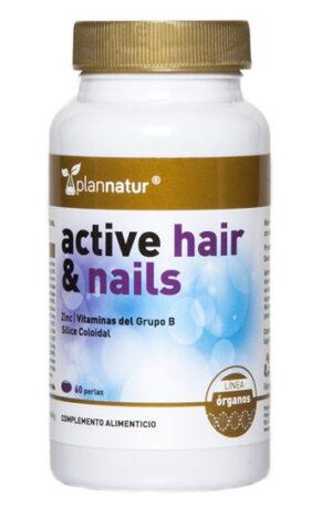 Active hair & nails