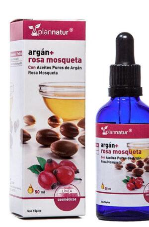 Argán + Rosa Mosqueta Plannatur