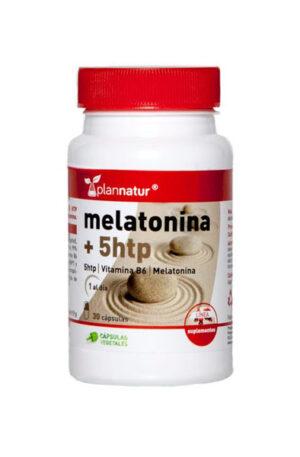 Melatonina + 5HTP Plannatur