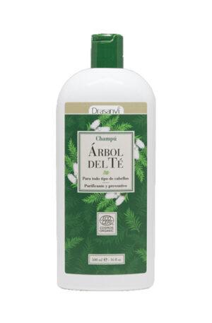 Xampú Arbre del Te 500 ml Drasanvi