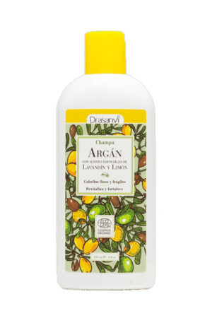 Xampú d'Argán 250 ml Drasanvi