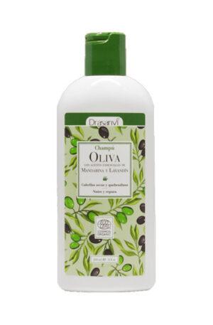 Xampú d'Oliva 500 ml Drasanvi