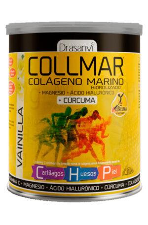 Collmar Magnesio-Cúrcuma sabor vainilla