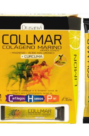Collmar Magnesio Cúrcuma sabor llimona – stick