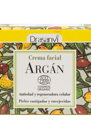 Crema facial d'Argán Drasanvi