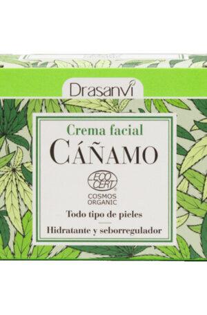 Crema facial de Cànem Bio Drasanvi