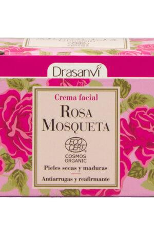 Crema facial de Rosa Mosqueta Drasanvi