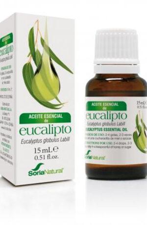 Oli essencial d'Eucaliptus Soria Natural