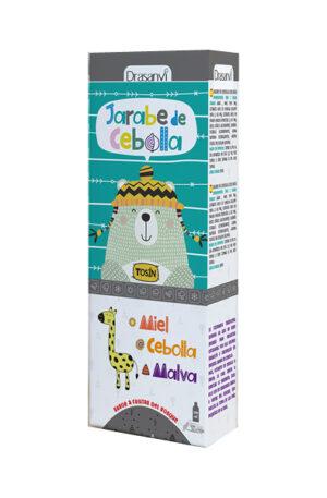 Jarabe de Cebolla para niños