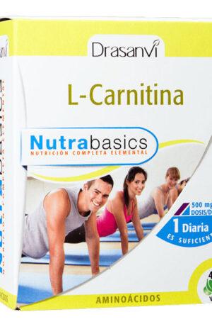 L-Carnitina Drasanvi càpsules