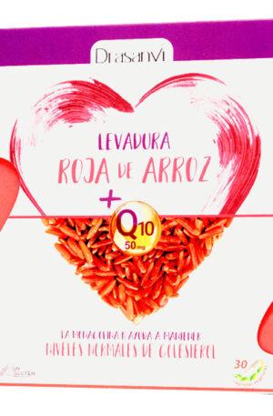 Levadura Roja de Arroz con Coenzima Q10