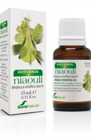 Oli essencial de Niaouli Soria Natural