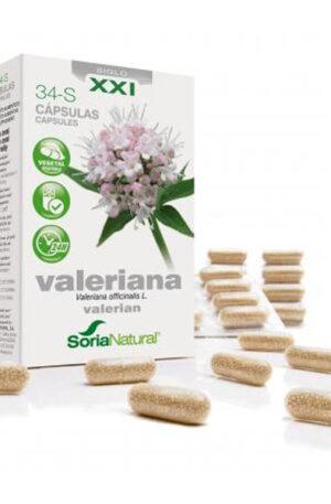 Valeriana Soria Natural