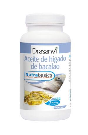 Aceite de hígado de Bacalao Drasanvi