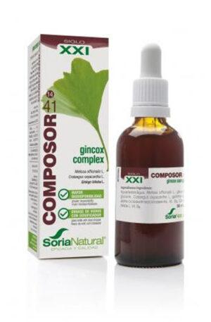 Composor 41 Gincox complex