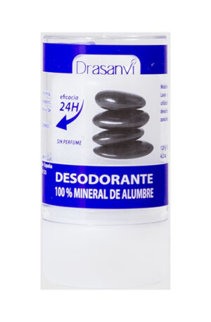 Desodorant mineral d'alum Drasanvi