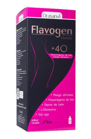 Flavogen silueta +40
