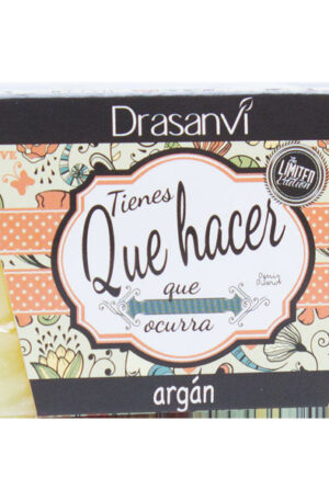 Sabó d'argán Drasanvi