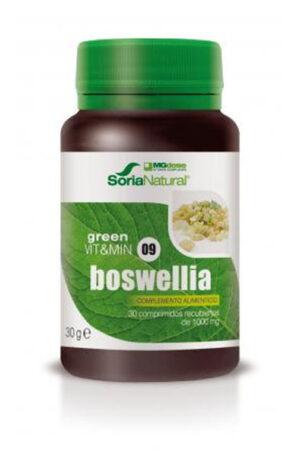Green vit&min 09 Boswelia