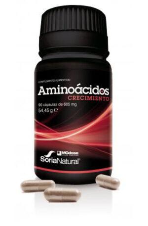 Aminoácidos Crecimiento Soria Natural