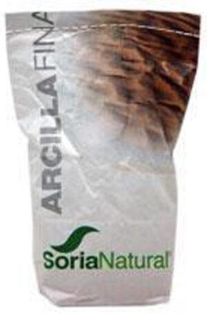 ARGILA FINA Soria Natural 1 Kg
