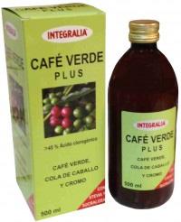 Cafè Verd Plus Líquid Integralia