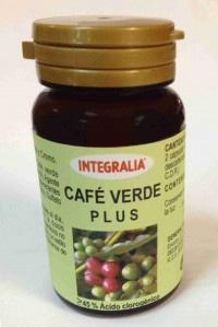 Cafè Verd Plus Integralia