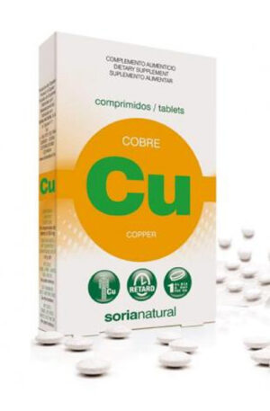 COURE COMPRIMITS RETARD Soria Natural