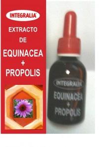 Equinàcia + Pròpolis Extracte Integralia