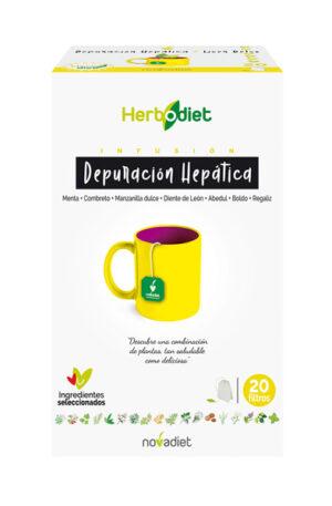 Herbodiet Depuración Hepática