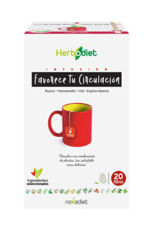 Herbodiet Favorece tu circulación