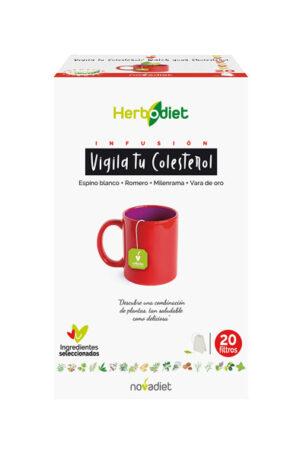 Herbodiet Vigila tu colesterol