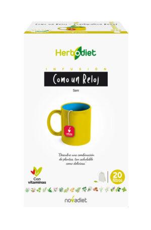 Herbodiet Como un reloj