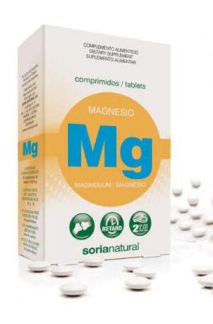 MAGNESI COMPRIMITS RETARD Soria Natural