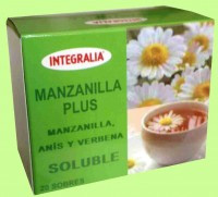 Camamilla Plus Tisana Integralia