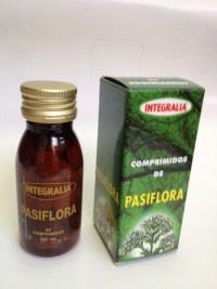 Passiflora Comprimits Integralia