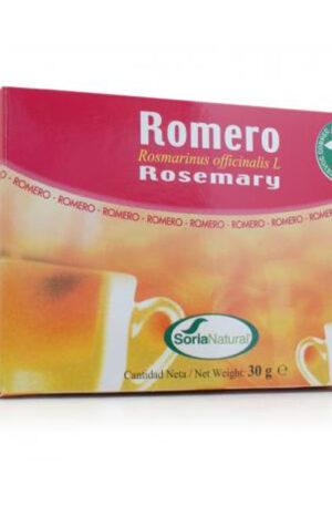 Infussió de Romaní Soria Natural