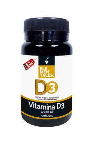 Vitamina D3 Novadiet