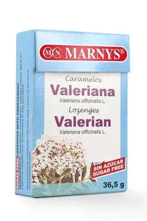 Caramels Valeriana sense sucre