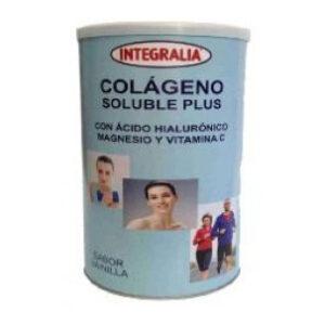Col·lagen Soluble Plus sabor Vainilla Integralia