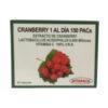 Cranberry 1 al día 150 PAC's