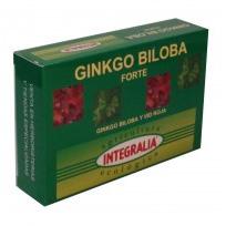 Ginkgo Biloba Forte Ecològic Integralia