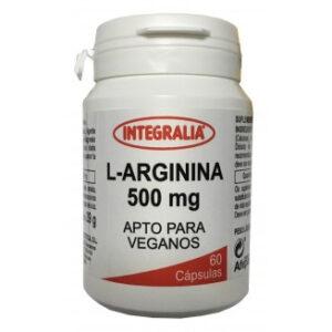 L-Arginina 500 mg Integralia