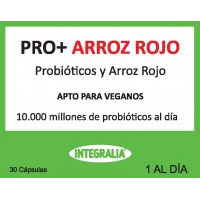 Pro + Arroz Rojo Integralia