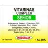 Vitaminas Complex Senior