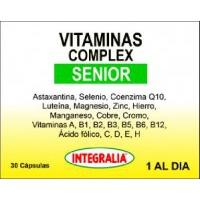 Vitamines Complex Senior Integralia