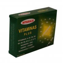 Vitamines Plus Integralia
