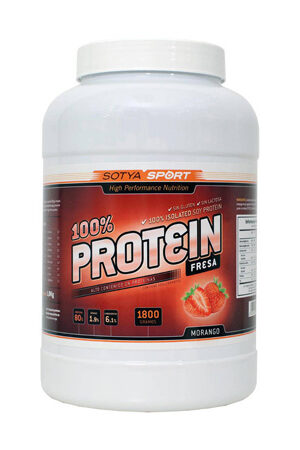 100% Protein Maduixa 1'8 Kg