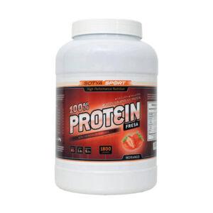 100% Protein Fresa 1800 g
