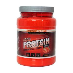 100% Protein Fresa 500 g